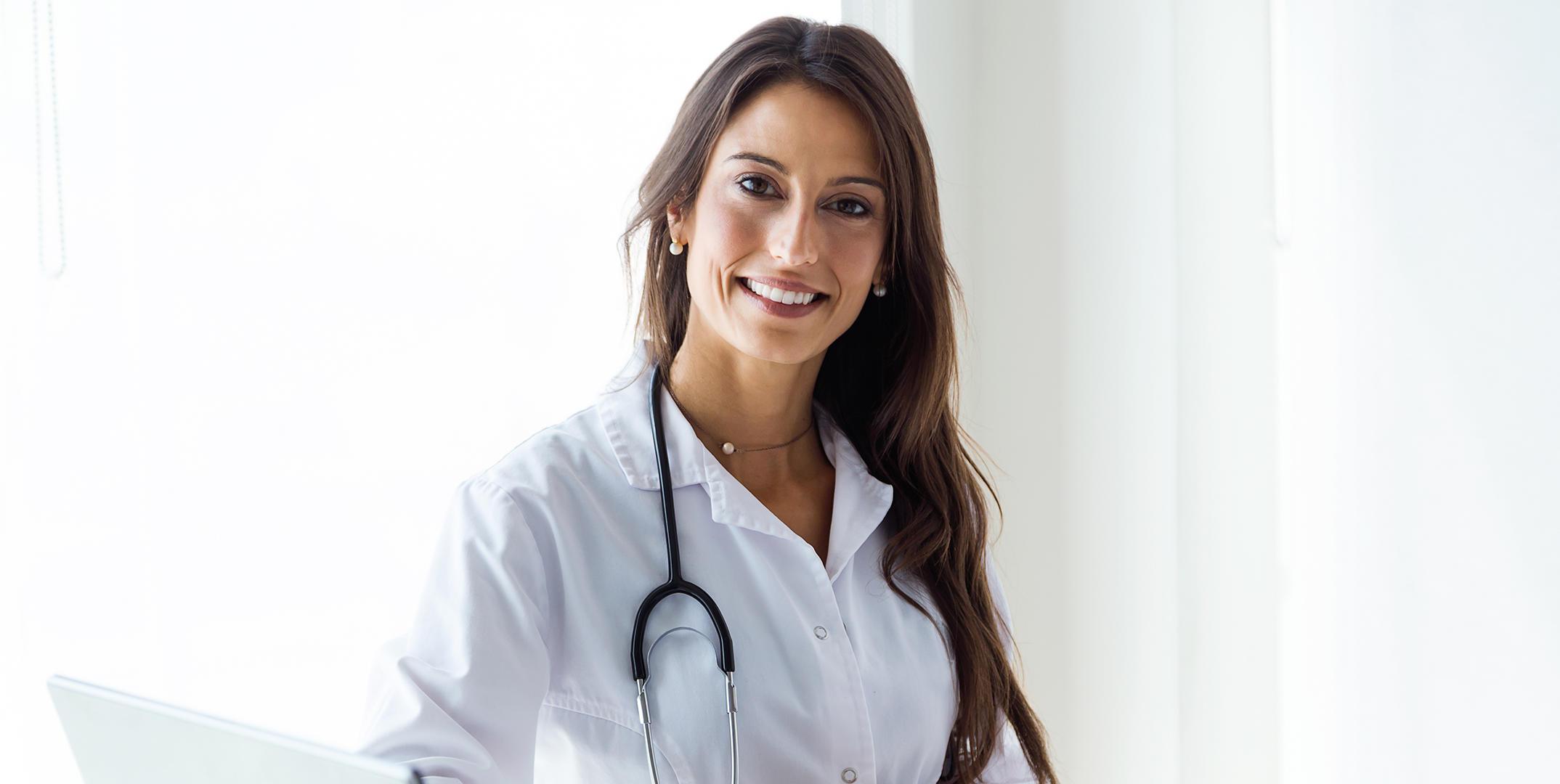 banner mujer medica